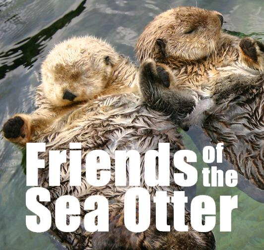 Friends of the Sea Otter Logo