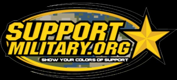 Support Military Foundation Logo