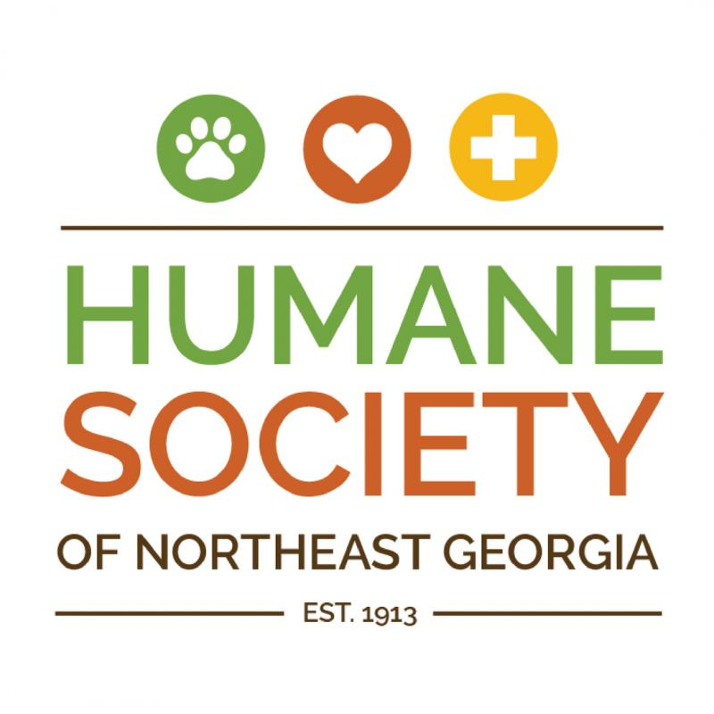 Humane Society of Hall County dba Humane Society of Northeast Georgia Logo