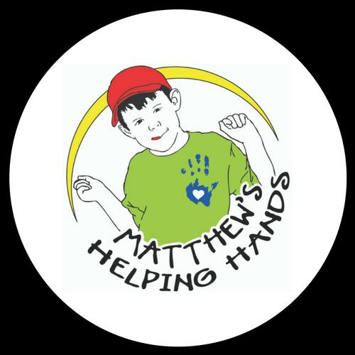 Matthew's Helping Hands, Inc. Logo