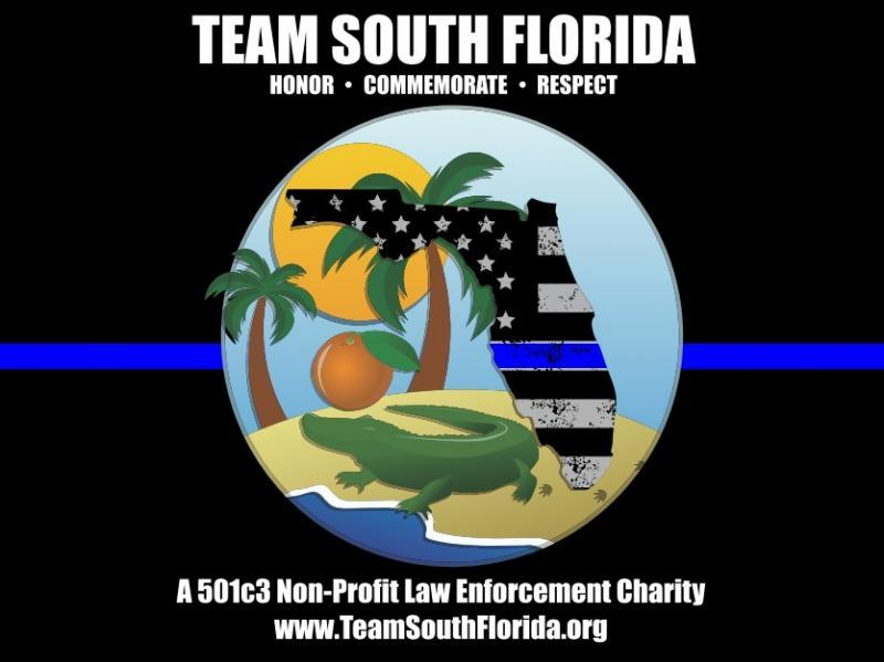 Team South Florida Law Enforcement Charity Logo