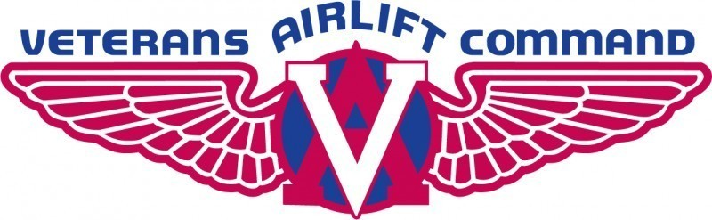 Veterans Airlift Command Logo