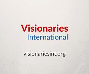VISIONARIES INTERNATIONAL (DBA of Visionaries Inc.) Logo