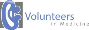 VOLUNTEERS IN MEDICINE (national office) Logo