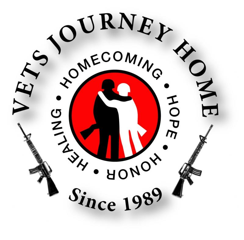 Vets Journey Home USA, Inc. Logo