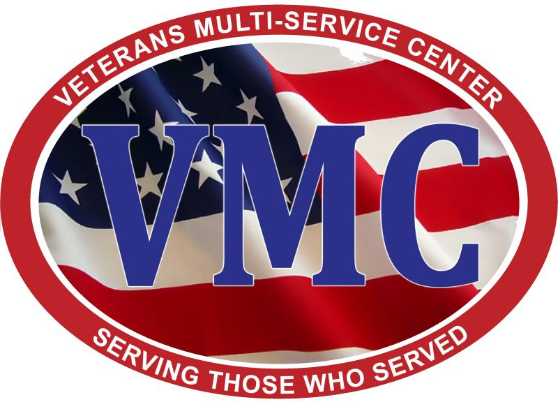 Veterans Multi- Service Center Logo