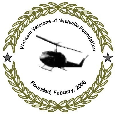 Vietnam Veterans of Nashville Foundation Logo