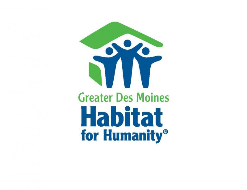 Greater Des Moines Habitat for Humanity Logo