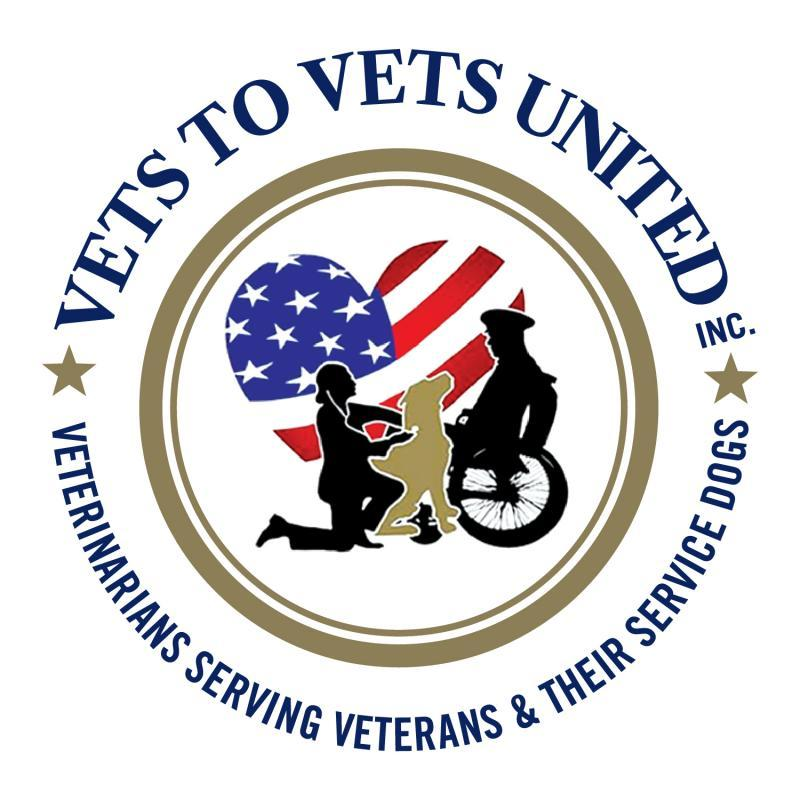 Vets To Vets United, Inc. Logo