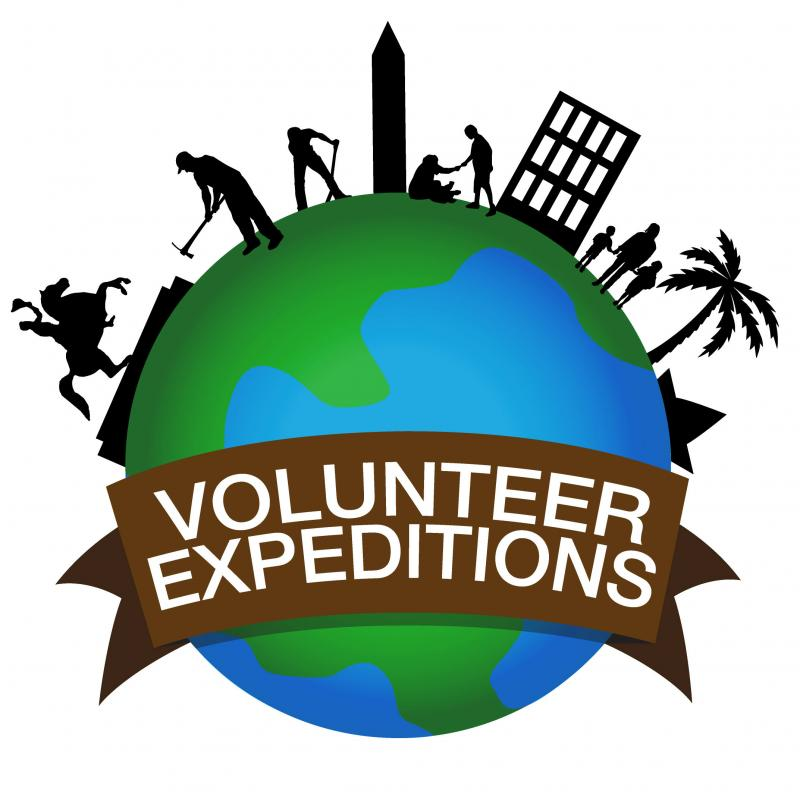 Volunteer Expeditions Logo