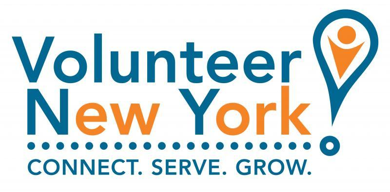 VOLUNTEER SERVICE BUREAU OF WESTCHESTER INC (dba Volunteer New York!) Logo