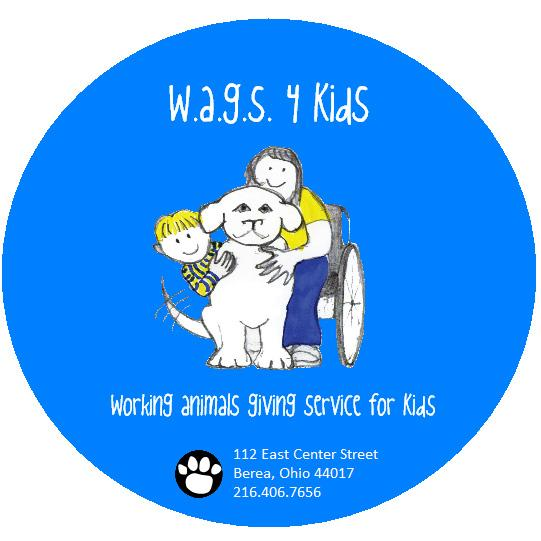 WORKING ANIMALS GIVING SERVICE FORKIDS INC Logo