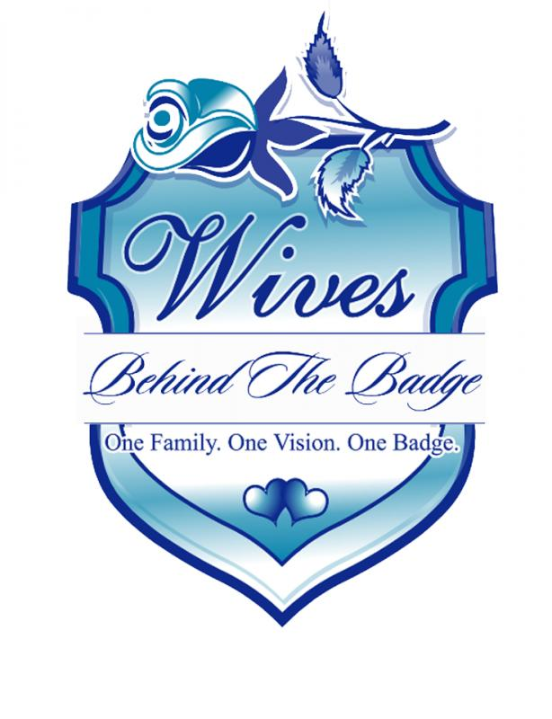 Wives Behind the Badge, Inc. Logo