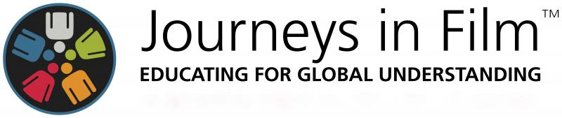 JOURNEYS IN FILM Logo