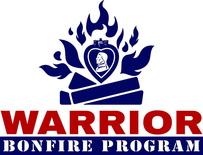 Warrior Bonfire Program Logo