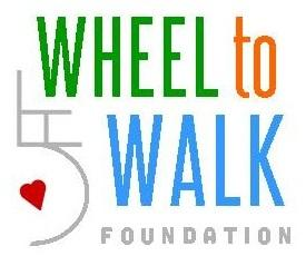 Wheel To Walk Foundation Logo