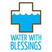 Water With Blessings Logo