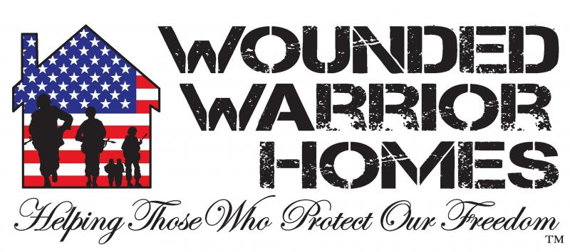 Wounded Warrior Homes Inc Logo