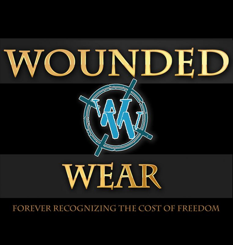 Wounded Wear Inc Logo