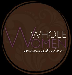 WHOLE Women Ministries/Dirty Girls Ministries Logo