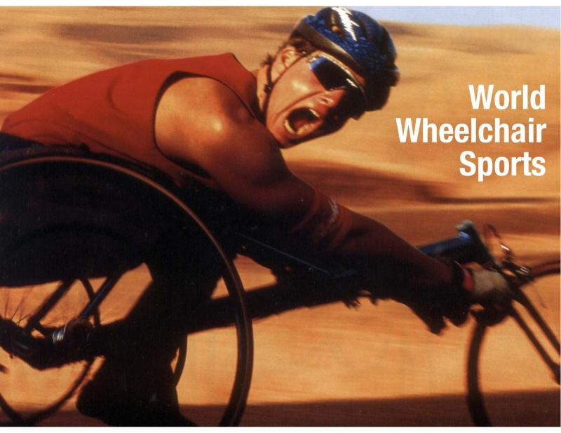 WORLD WHEELCHAIR SPORTS INC Logo