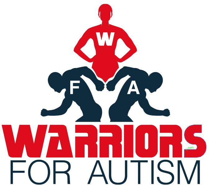 Warriors For Autism Incorporated Logo