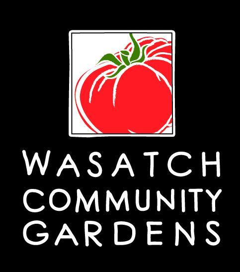 Wasatch Community Gardens Logo
