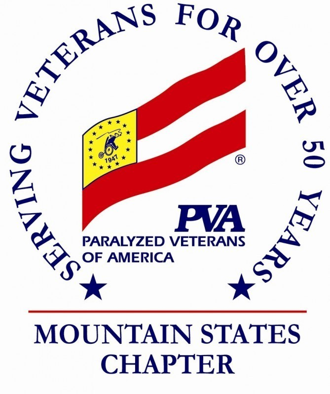 PARALYZED VETERANS OF AMERICA - Mountain States Chapter Logo