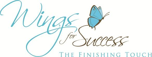 WINGS FOR SUCCESS Logo
