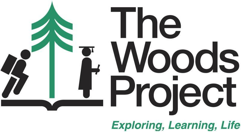 THE WOODS PROJECT Logo