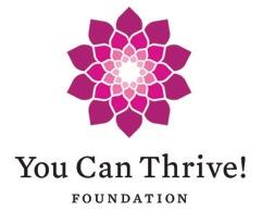 You Can Thrive! Foundation Logo
