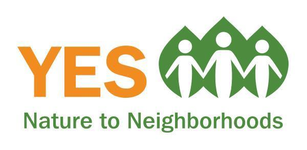 YES Nature to Neighborhoods Logo