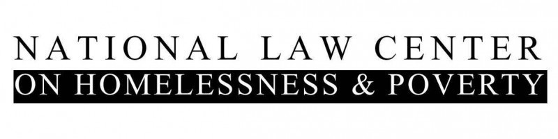National Law Center on Homelessness and Poverty Logo
