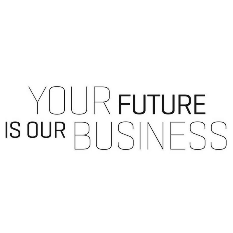 Your Future Is Our Business Logo