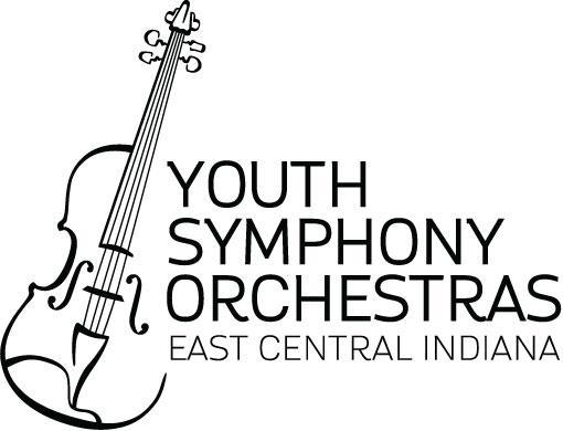 Youth Symphony Orchestra Of East Central Indiana Inc Logo