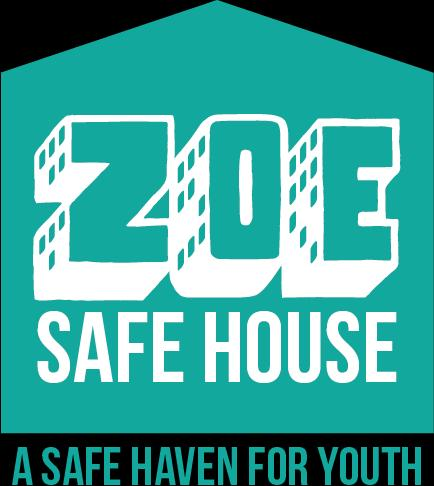 Zoe Safe House, Incorporated Logo