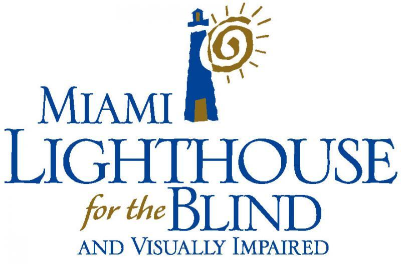 Miami Lighthouse for the Blind and Visually Impaired, Inc. Logo