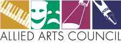 Allied Arts Council of St. Joseph, MO Inc. Logo