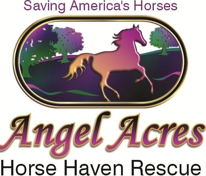 Angel Acres Horse Haven Rescue, Inc. Logo