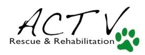 Act V Rescue & Rehabilitation Logo