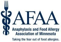 Anaphylaxis and Food Allergy Association of Minnesota Logo