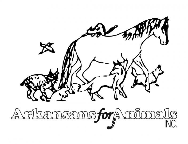 Arkansans for Animals Inc Logo