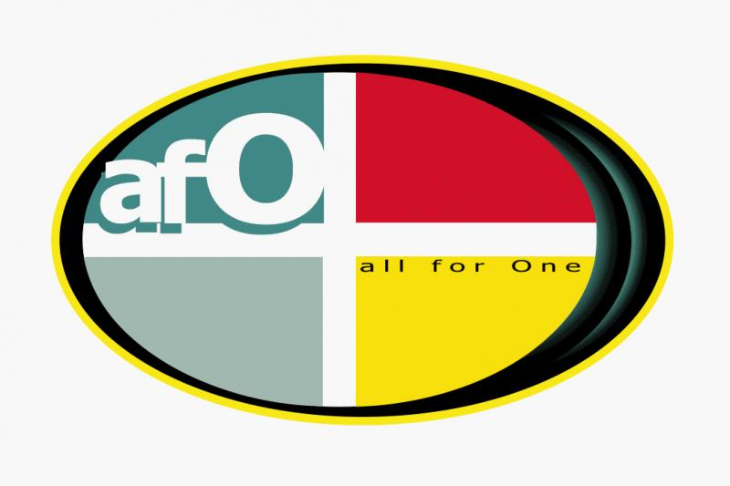 all for One productions inc Logo