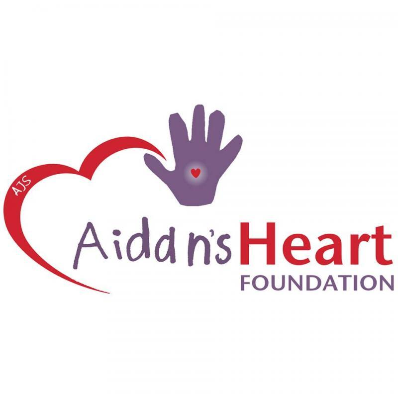 Aidan's Heart Foundation Logo