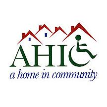 A Home in Community Logo