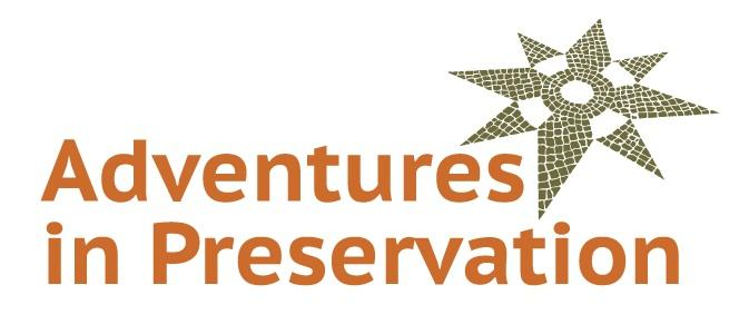 Adventures in Preservation Logo