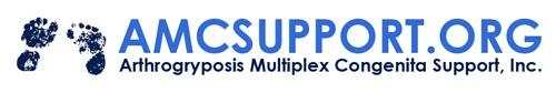 Arthrogryposis Multiplex Congenita Support, Inc. Logo
