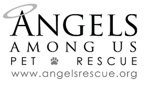 Angels Among Us Pet Rescue, Inc. Logo