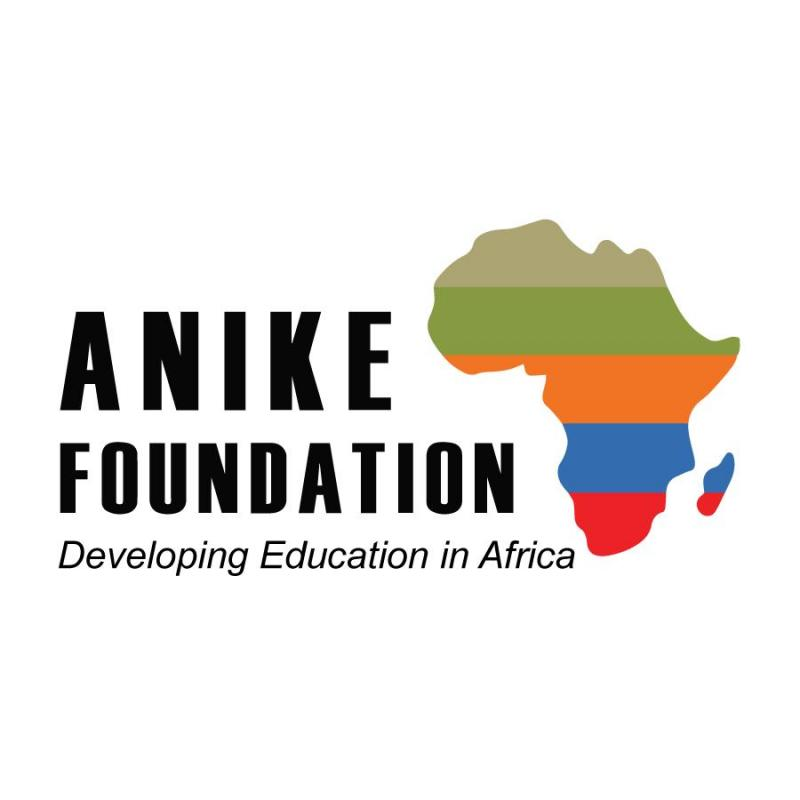 Anike Foundation, Incorporated Logo