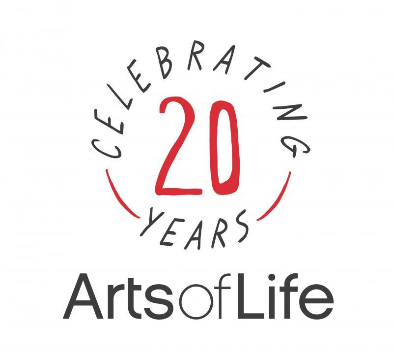 The Arts of Life, Inc. Logo